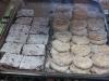 Brownies y Alfajores