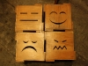 Decor - Emoticons (bancos)