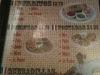Menú: Tortas, Gringas, Tostadas y Quesadillas...