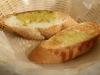 Pan con ajo...