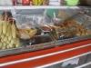 """Los elotes, empanadas, yuca frita, et al @ """"Elotes Locos"""""""