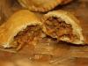 Empanada Carne Picante: Close UP