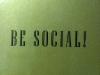 Menú - Be Social!