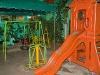 El playground...
