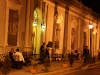 El Palacio Municipal (pero de lado)...