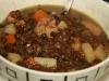 Sopa de Lentejas - El potaje...