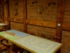 Una mesa...