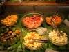 Bar de Ensalada: Frutas...