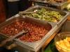 Bar de Ensalada: Y también caliente...
