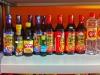 Las salsas...