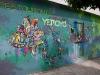 El graffiti...