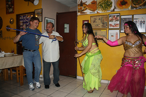 Belly Dancer - Show
