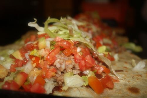 Burrito Super Andale - Alzado
