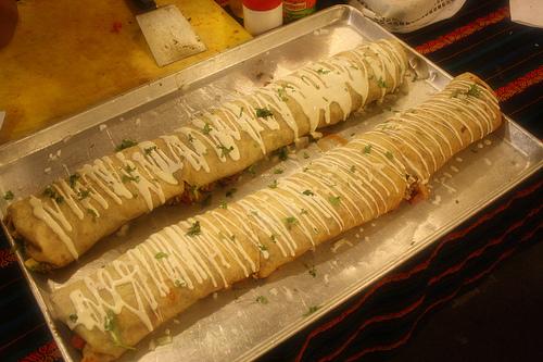Burrito Super Andale - Go!