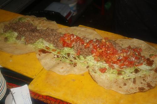 Burrito Super Ándale - Prep