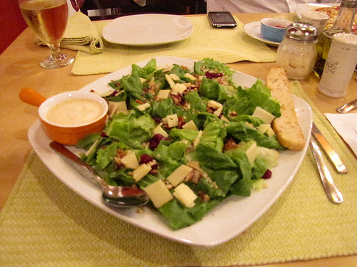 Ensalada New York