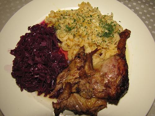 Pato Horneado de la Zona Bavaria
