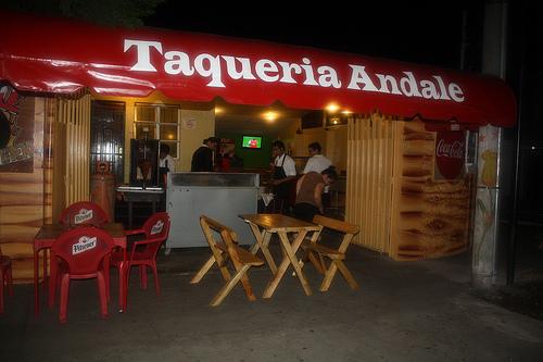 Taquería Ándale