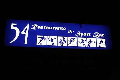 54 Restaurante y Sport Bar