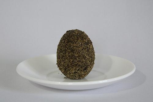 Huevo de Manzanilla