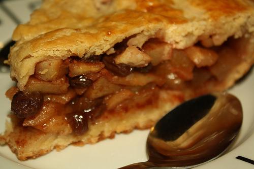 Apple Pie - Anatomía