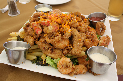 New Orleans Sea Food