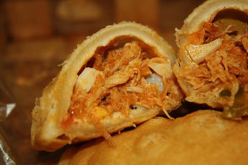 Resultado de imagen de empanadas de pollo argentinas