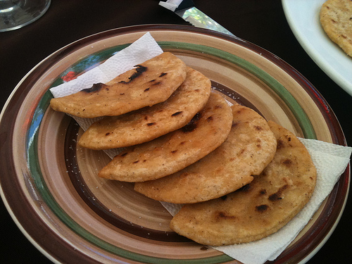 Orden de Tortillas