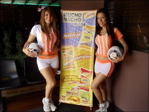 Chicas Mucho Nacho