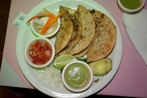 Tacos - Planta