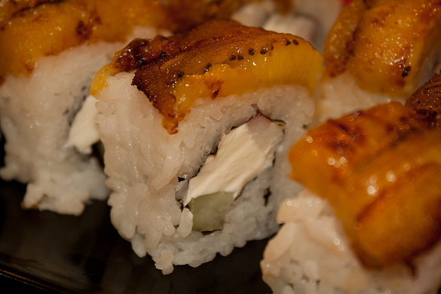 Mangu Roll - Close UP