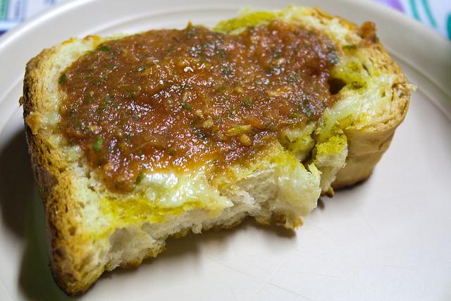 Pan con Ajo - Virgilio