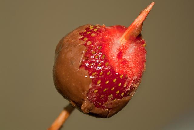 Pincho de Fresas