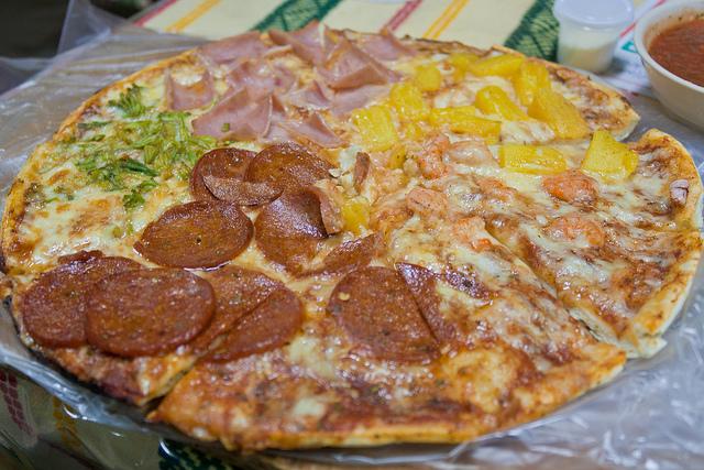 Pizza Crazy Loca