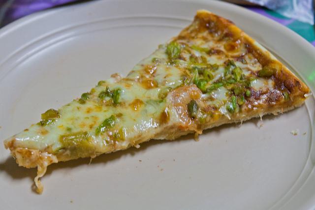 Pizza Mixta - Porción