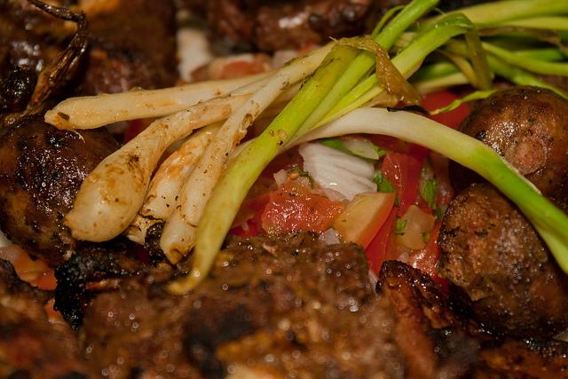 Plato de Bocas: Veggies...