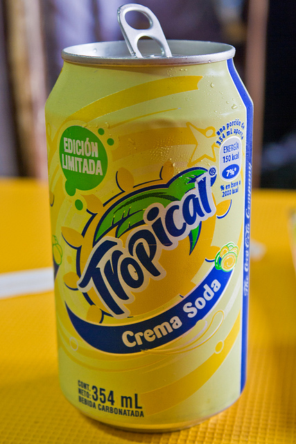 Crema Soda
