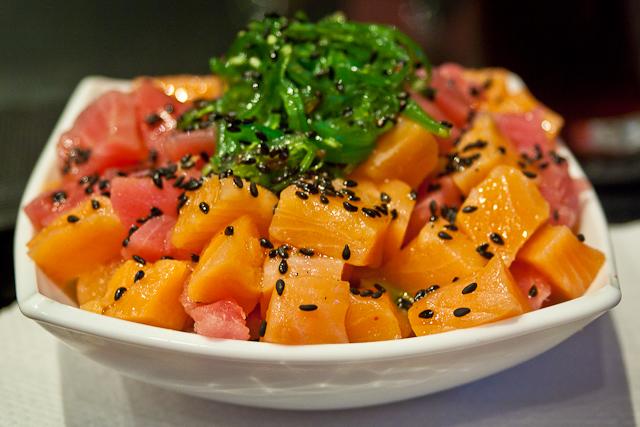 Rainbow Sushi Salad